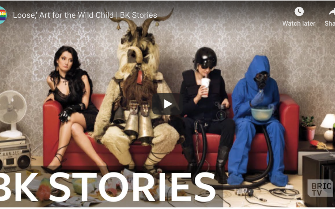 BRIC TV | LOOSE, Art for the Wild Child | BK Stories